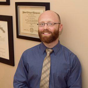 Dr Bryan Dame - Square Headshot - Chiropractor Springfield MO