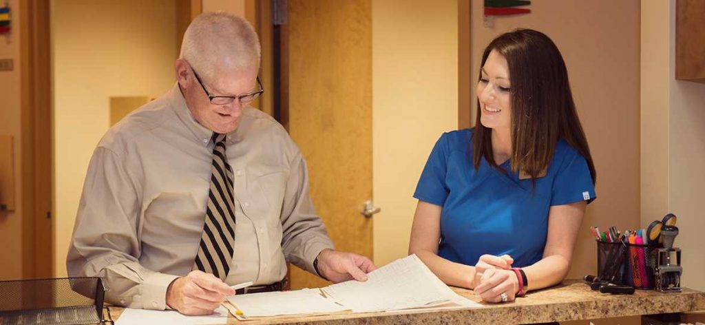 Contact Harshman Chiropractic - Chiropractic Care Springfield MO