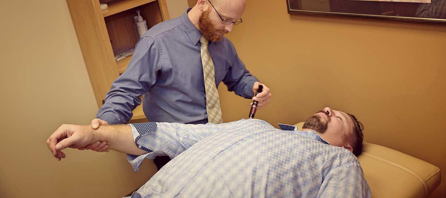 Treating Bursitis To Alleviate Shoulder Pain in Springfield Missouri